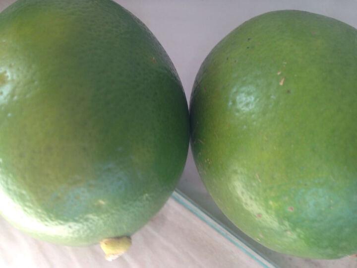 金玉寿 四川安岳黄柠檬20个装 约2kg 新鲜时令水果 晒单图