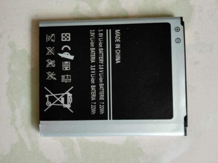 率达 适用三星SAMSUNG Galaxy 手机电池大容量全新外置专用电板 W999 GT-S7530E手机电池 晒单图