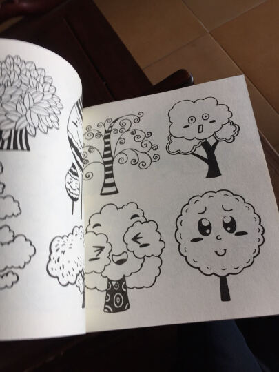 幸福手绘三部曲 简笔画15分钟速成!卡通形象卷 晒单图