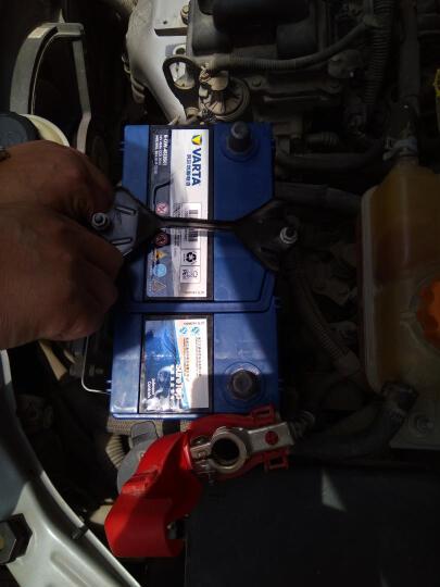 瓦尔塔(VARTA)汽车电瓶蓄电池蓝标L2-400 12V宝马迷你MINI速腾宝来帕萨特朗逸科鲁兹明晶锐以旧换新上门安装 晒单图
