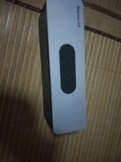 纽曼 蓝牙小音箱 迷你音响 低音炮便携电脑插卡收音机 小米华为手机扩音器 银色 晒单图