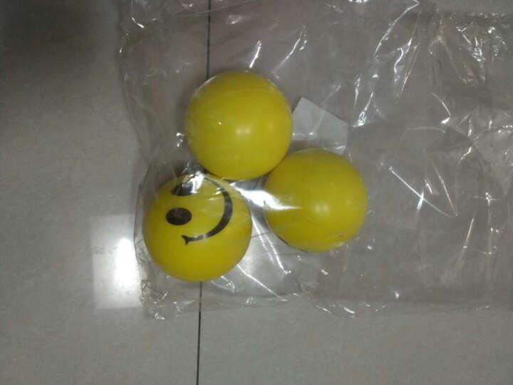 mysports儿童海绵笑脸网球306初学训练4-11岁小孩海绵球 5个装儿童笑脸网球 晒单图