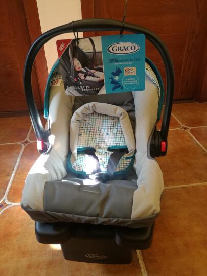 葛莱 美国GRACO婴儿推车 轻盈系列 超轻便捷 可躺可座 折叠避震伞车 星空蓝 晒单图