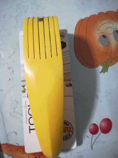 唐易 不锈钢刀片香蕉切片器 环保切香蕉神器火腿水果刀 晒单图
