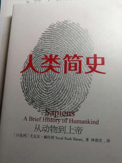 正版 赠伴读有声书正版 人类简史+未来简史套装共2册 尤瓦尔 赫拉利著 未来简史 晒单图