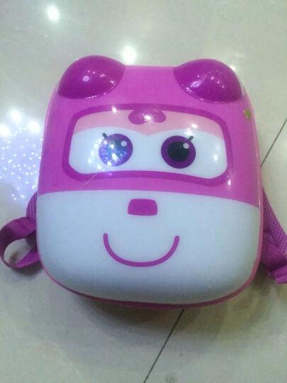 奥迪双钻(AULDEY)超级飞侠幼儿园儿童双肩包-小爱立体造型背包 710062 儿童玩具 男孩女孩生日礼物 晒单图