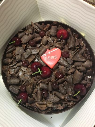 宜芝多 生日蛋糕定制预定奶油慕斯芝士巧克力芒果水果儿童卡通上海同城配送 秘制蛋糕 8寸(3-4人) 晒单图