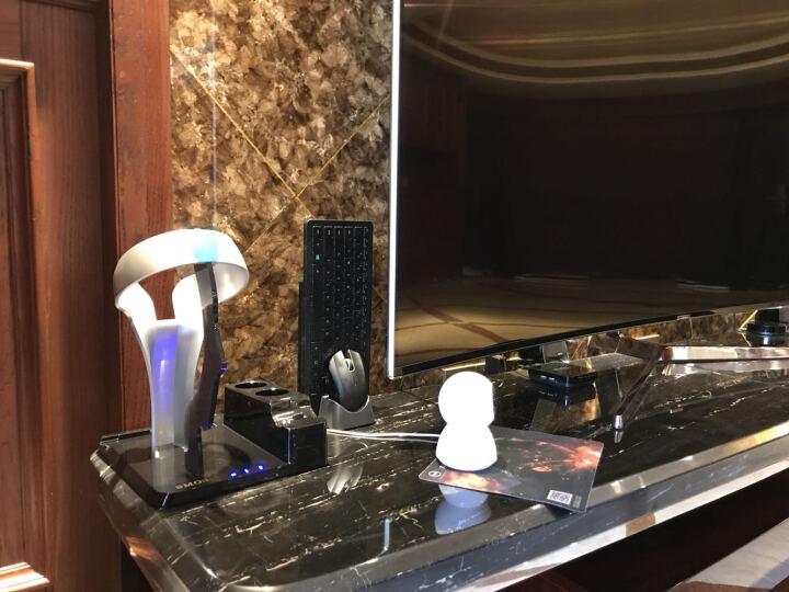 司摩士-PSVR支架PS4手柄充电器PSmove体感手柄充电座游戏配件SMOS官方原装 银色 晒单图