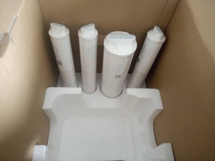 小米(MI)净水器1a厨下式家用直饮RO反渗透自来水过滤器纯水机米家厨房智能饮水机 小米米家净水器厨下式+水质检测笔 晒单图