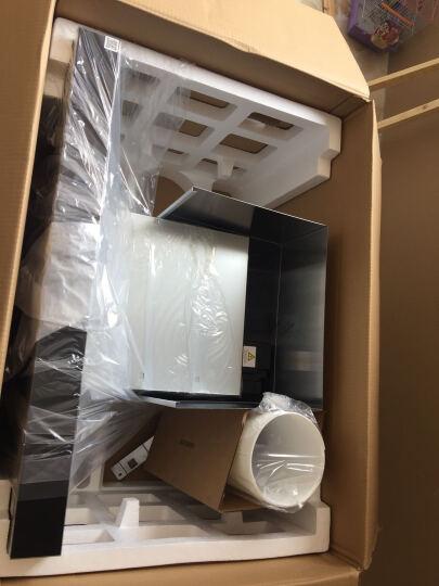 西门子(SIEMENS) 18立方大吸力 大风压油烟机 T型欧式顶吸烟机 LC47AA957W 天然气 晒单图