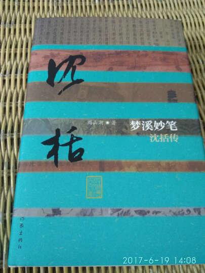 梦溪妙笔——沈括传(精装) 晒单图