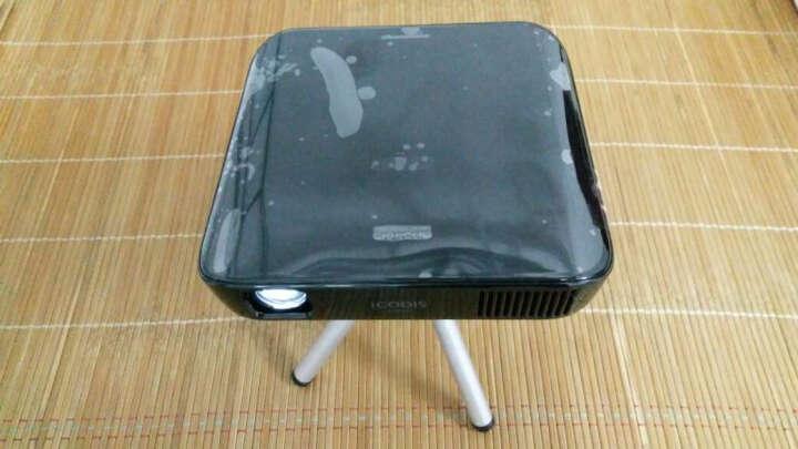 酷迪斯 CB-300 微型投影仪 家用办公智能高清3D便携迷你手机投影机无屏影院 豪华套餐 黑色  遥控 CB-310 晒单图