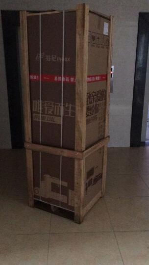 芬尼(PHNIX) 空气能热水器家用一体机150升时尚型空气源热泵电热水器免费厨房冷气速热恒温 浅灰色 150L 晒单图