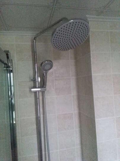 上司(UPSOSC)卫浴淋浴花洒套装全铜淋浴龙头增压花洒喷头淋浴喷头 分体款 晒单图