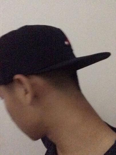 NewEra波士顿红袜队平沿棒球帽子男女时尚情侣嘻哈潮帽10047254 7 1/4 晒单图