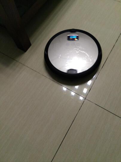 扫地狗(SDG)S600 智能扫地机器人家用吸尘器 超薄智能导航规划全自动拖地机 金色 晒单图