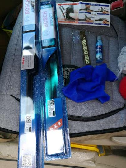 博世(Bosch)原装无骨雨刮片/雨刷器雨刮胶条(2只装)适配 华普海景 晒单图