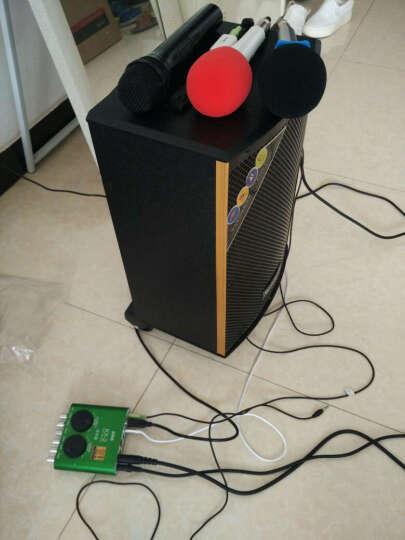 纽曼(Newmine)SM-1600D 拉杆音箱广场舞户外音响 便携式低音炮音箱移动扬声播放器扩音带无线麦克风 晒单图