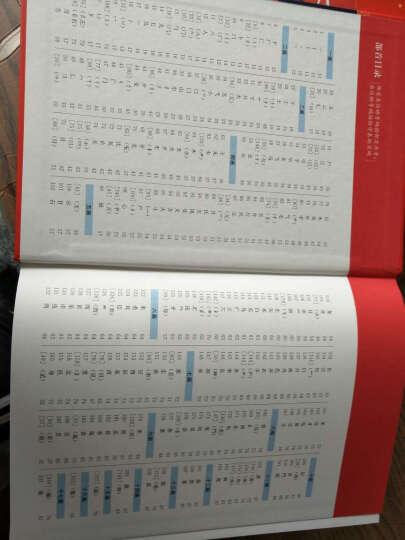新华大字典(大字本)(最新修订版) 晒单图