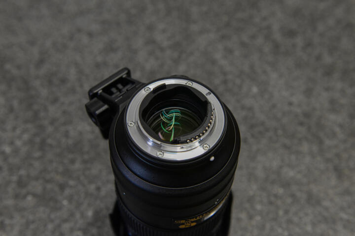 尼康 Nikon AF-S 尼克尔 70-200mm f/2.8E FL ED VR 镜头 晒单图