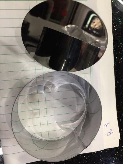 汉堡饭团模具 圆形米饼寿司不锈钢汉堡肉饼压模具DIY工具 厨房用品 晒单图