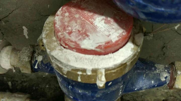博蒂 旋翼湿式冷水表 机械水表 灵敏度高 热水表计量准确 (热水表)6分铜罩-铜接头-高灵敏 晒单图