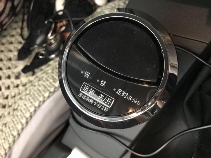 松下(Panasonic)车载纳米水离子发生器 F-GMG01C-K 净化空气 离子杀菌 晒单图