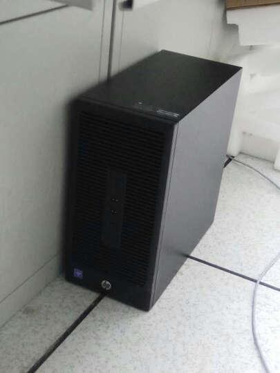 惠普(HP)286 Pro G2 MT 台式办公电脑主机(赛扬G3900 4G 500G Win10 office 3年上门服务) 晒单图