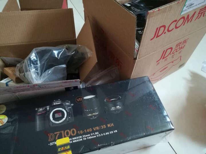 天气不错 尼康Nikon D7100单反相机 钢化玻璃屏幕保护贴膜 高透防刮防爆金刚膜 晒单图