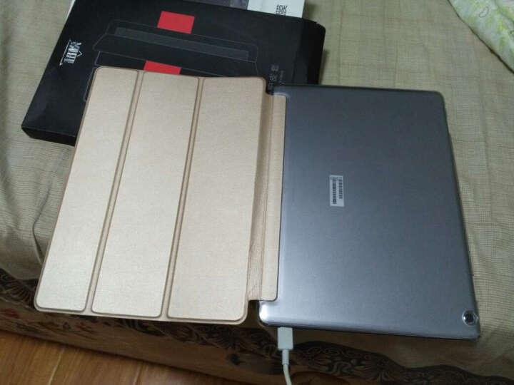 华为(HUAWEI)M3 青春版 10.1英寸平板电脑(哈曼卡顿音效 4G内存/64G存储 WiFi) 苍穹灰 晒单图