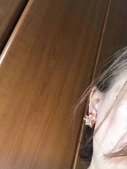 special 欧美甜美童话耳饰耳环首饰 无耳洞耳夹 珊瑚仙子 重量约4.49g/每只 晒单图