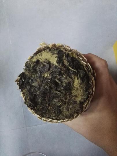 高马二溪  湖南安化黑茶优质纯料千两茶花卷茶百两茶高端茶叶6.25斤 晒单图
