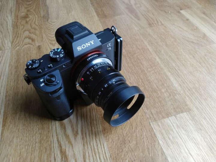 索尼(SONY)微单相机 FE 55mm F1.8 ZA人像定焦镜头 官方标配 晒单图