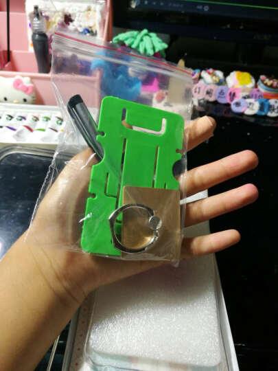 都米 手机全屏覆盖钢化彩膜保护贴膜+彩绘硅胶手机软壳 适用于 华为P9标准版 海贼旗子 晒单图