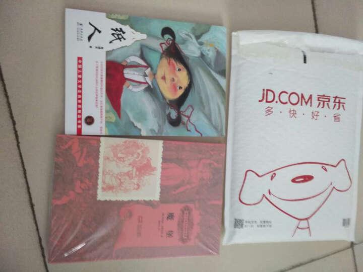 中国儿童文学走向世界第三辑:纸人 晒单图