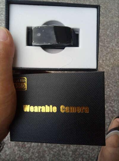 警摄 M1 高清1080P可穿戴手环式摄像机运动DV记录仪 标配+8G卡 晒单图