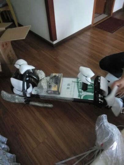 【颠覆挑战】烁丰电动滑板车电瓶车成人折叠电动车锂电池代步 红色 空车不带电池 晒单图