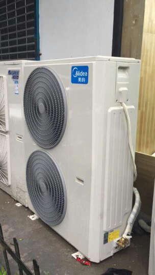 美的(Midea)【0元安装】中央空调家用变频冷暖一拖三一拖四一拖五一拖六MDVH乐享家静音二代 静音V160W一拖五 晒单图