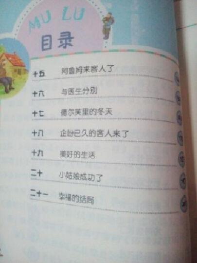 新课标小学语文阅读丛书:小天使海蒂 (第4辑 彩绘注音版) 晒单图
