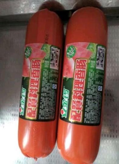 金锣 火腿肠 配餐料理香肠 750g 晒单图