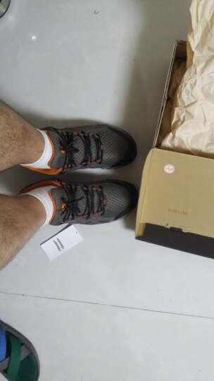 迈乐(Merrell) MERRELL迈乐低帮轻装徒步鞋耐磨透气男款休闲鞋J342280C 卡其色 40 晒单图