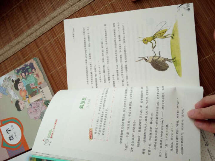人教版教材解读套装 二年级上册 数学+语文+素养读本 成为你自己  (套装共4册 赠同步阅读手册) 晒单图