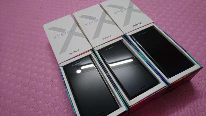 索尼 Xperia X Compact F5321 4K视频录制智能快充手机 联通移动4G 黑色 晒单图