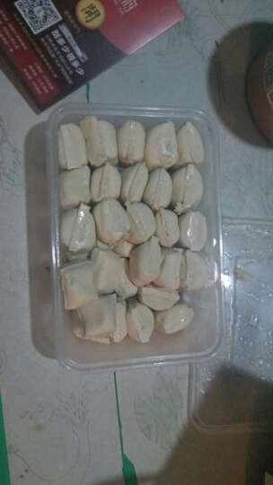 半亩庄园 臭豆腐/烧豆腐 云南特产 特色小吃石屏豆腐 100个小豆腐+100g单山一包 晒单图