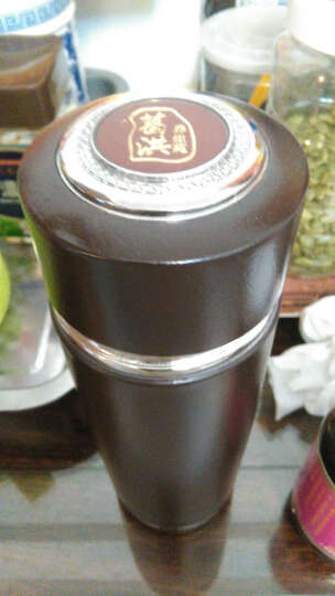 葛洪桂龙药膏202g*6瓶 礼盒装 60瓶桂龙药膏+佰尚茶11盒+足浴光盘书 晒单图