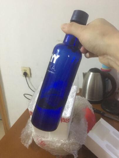 SKYY 深蓝伏特加  蓝天伏特加  美国原装进口洋酒 深蓝樱桃味伏特加750ml 晒单图