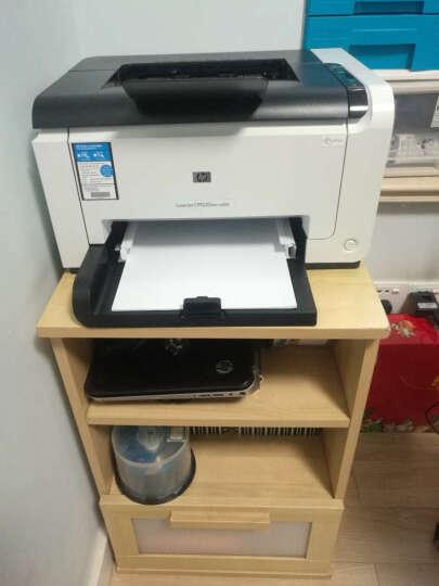 惠普(HP) LaserJet Pro CP1025nw 彩色激光打印机(升级型号为M154nw) 晒单图