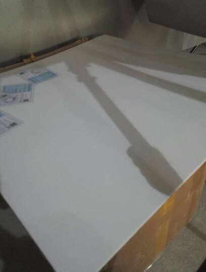 春影 进口亚克力倒影板 拍照静物反光板 黑色或白色随选 白色 60cm 晒单图