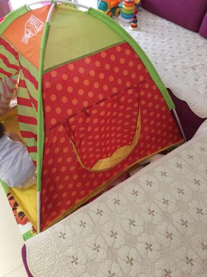 Bestway 超大型亲子水上玩具游戏充气城堡戏水玩具蹦蹦床室内/室外运动玩具游戏屋 75062  小蜜蜂 晒单图