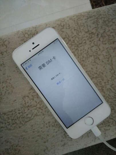 【二手99新】Apple iphone 5s 银色 16G 移动/联通 在保 晒单图